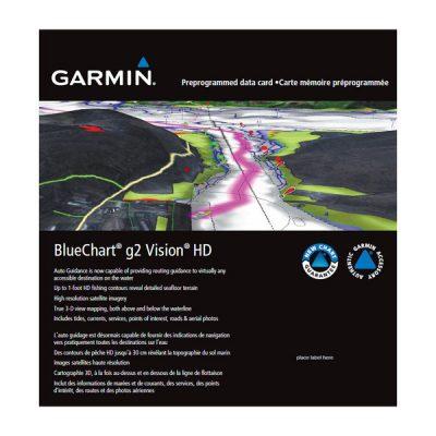 Blue Chart G2 Vision