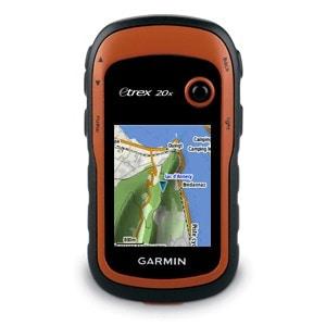 GPS etrex 20x -7