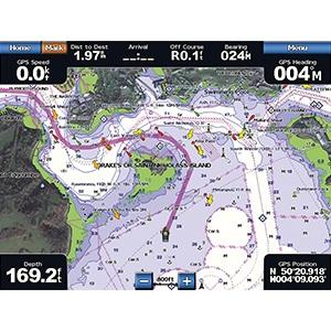 Garmin Blue Chart G2 Vision