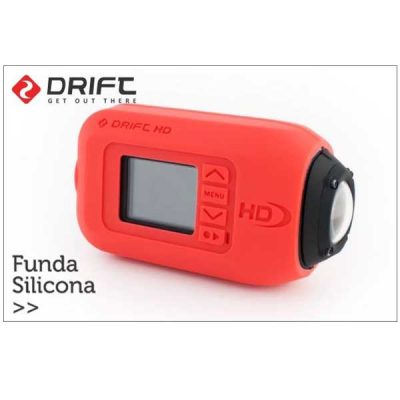 Funda Silicona Drift HD 1