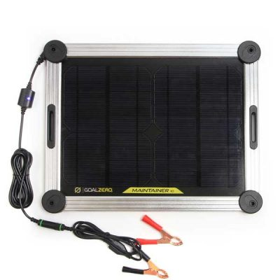 goal zero panel solar maintainer 10