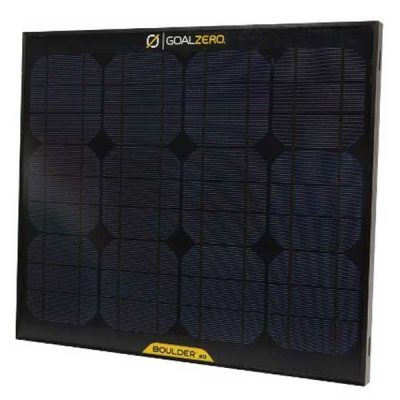 Panel Solar Boulder 30 Goal Zero