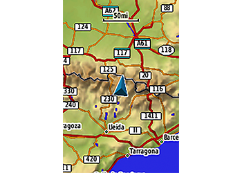 GPS Map 64sc Explora