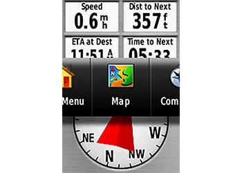 gps map 64sc compas