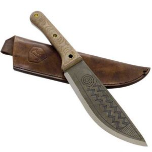 CUCHILLO CONDOR PRIMITIVE SEQUOIA
