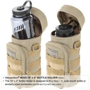 MAXPEDITION BOTTLE HOLDER botella