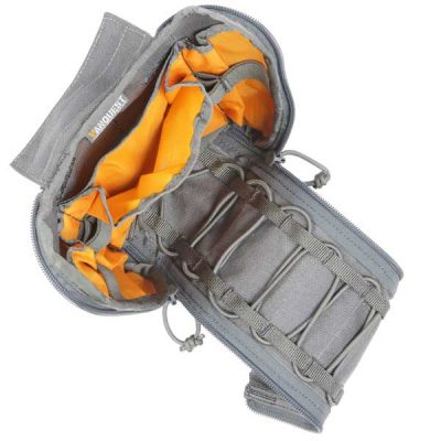 Pouch Médico Fatpack gray wolf 2