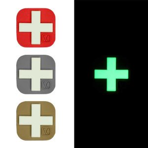 Medical Cross Patch TODOS