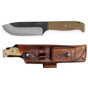 Cuchillo condor Selknam