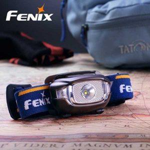 Frontal Linterna Fenix HL15