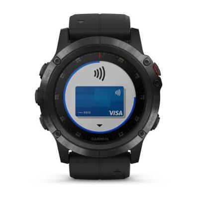 fenix 5x plus reloj deportivo