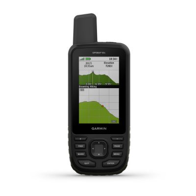 GPS Map 66s Altimetro
