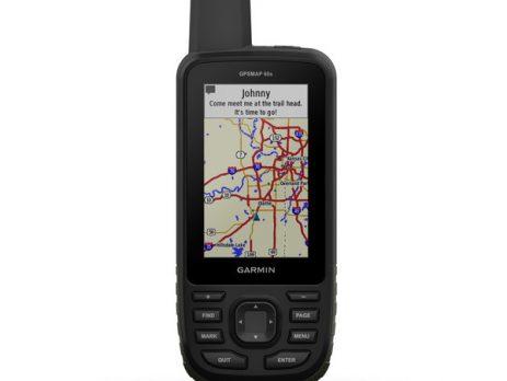 GPS Map 66s Mapa