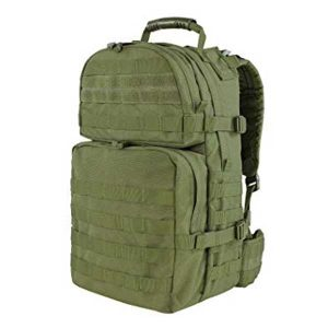 Condor Outdoor Mochila Medium Assault Pack Verde