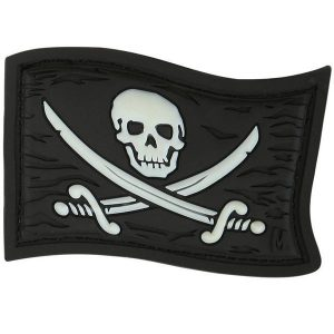 MAXPEDITION PARCHE JOLLY ROGER