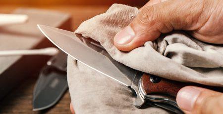 Cuidado y Mantención de Cuchillos.