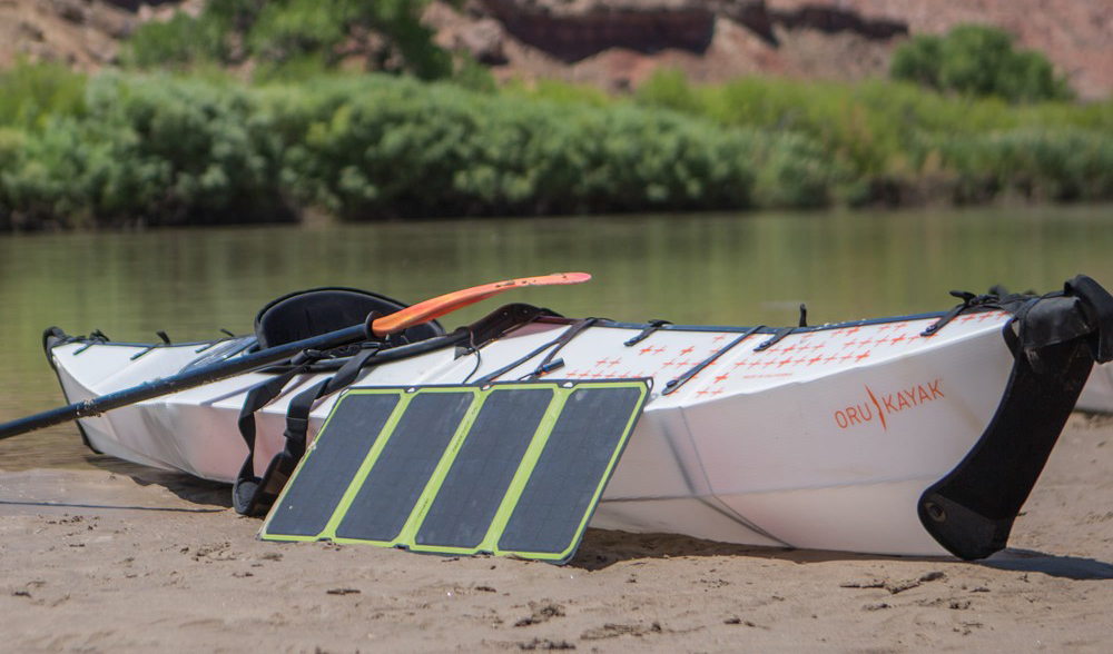 banner Panel Solar Nomad 28 Plus GoalZero