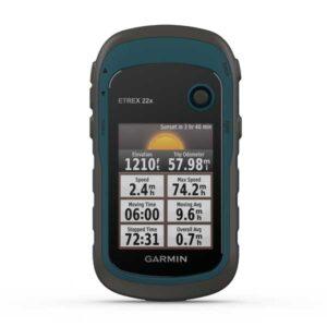 Garmin Chile GPS eTrex 22x Frontis