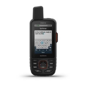 Inreach Garmin Chile GPS Map 66i