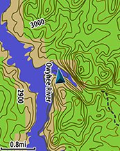 Mapa GPS Etrex 32x
