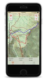 Telefono GPS Map 66i
