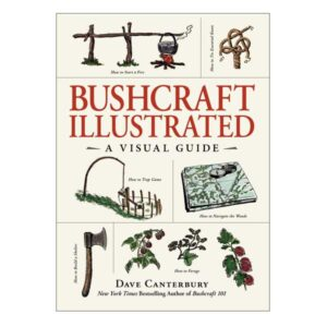 Libro Pathfinder Bushcraft Illustrated