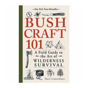 Libro Pathfinder Bushcraft 101
