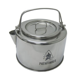 Pathfinder Tetera Acero Inoxidable