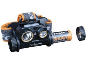 Linterna Fenix HM65R Recargable