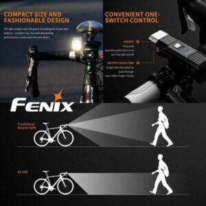 Linterna Fenix Para Bicicleta BC25R
