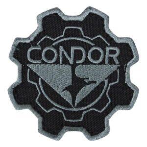 Condor Parche Velcro