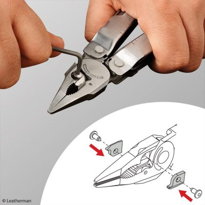 Cutter Leatherman Replacement